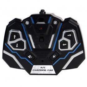 Xe Robot điều khiển âm thanh R/C 2.4GHz TT674 biến hình