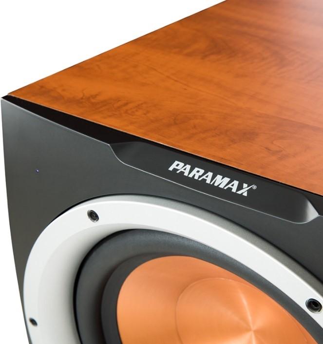 Loa Paramax 600W (Peak) Sub-2000 Sub Ampli gắn trong