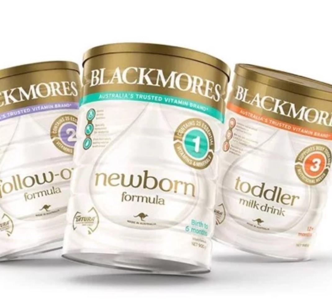Sữa bột số 1 Blackmores 900g cho bé từ 0 - 6 tháng tuổi