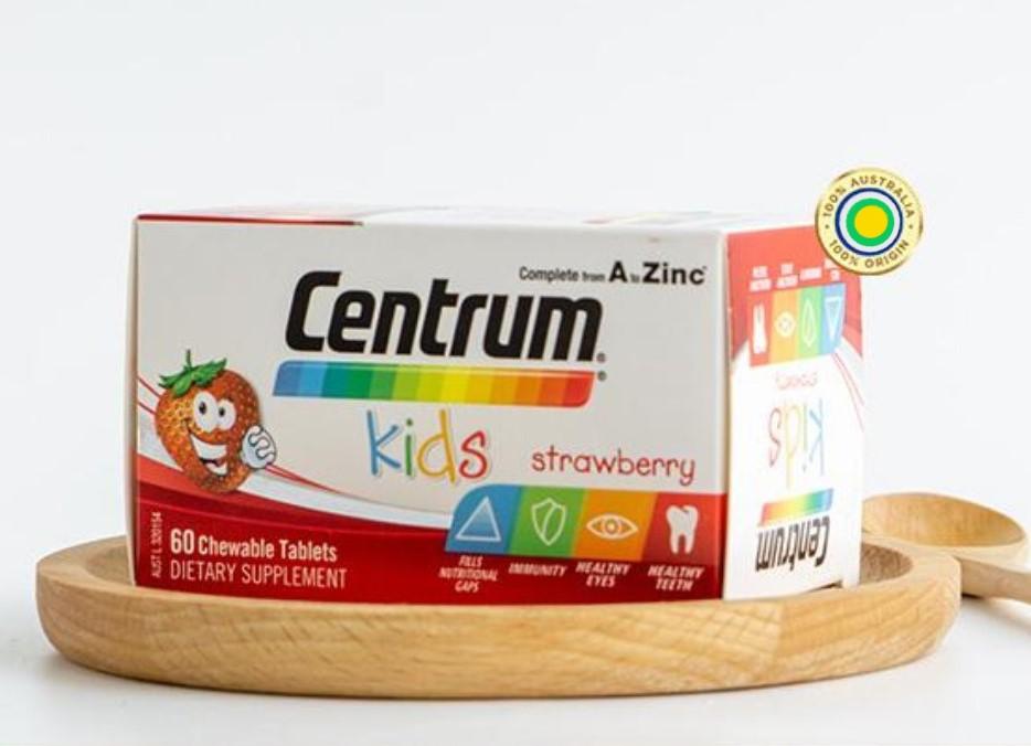 Vitamin tổng hợp cho trẻ em