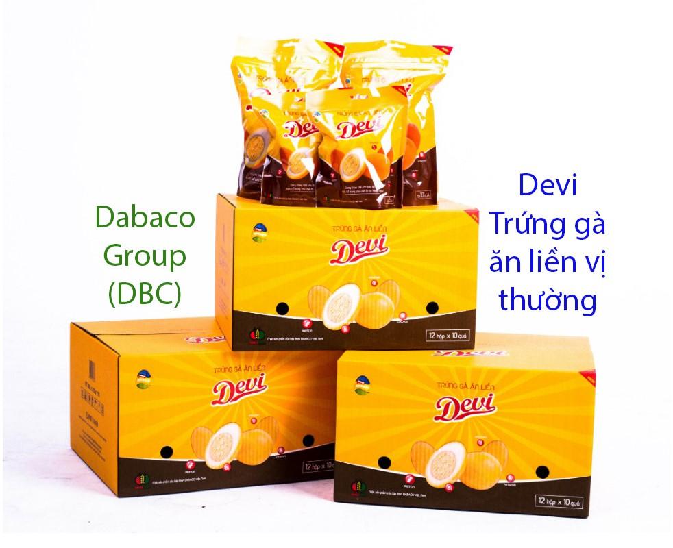 DBC. Tổ hợp công - nông nghiệp cổ máy in tiền của Dabaco